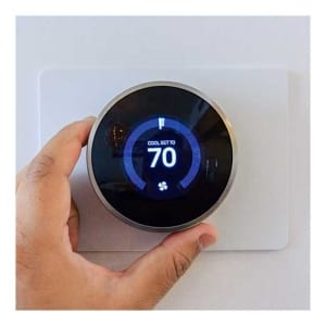 smart thermostat